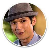 Harry Shum Jr. (Joey)